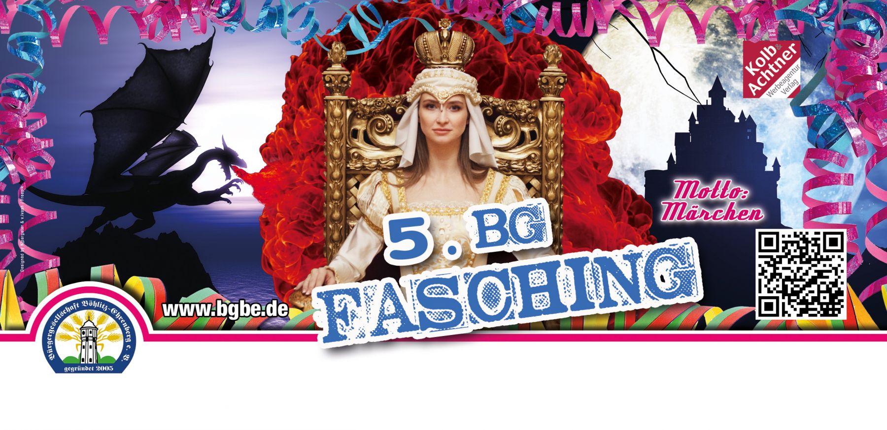 Tickets Fur 5 Bg Fasching Am 10 02 2018 Kaufen Online